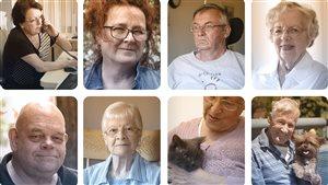 Découvrir la vieillesse à travers le portrait de huit personnes âgées