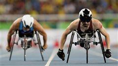 Le Canada qualifié pour la finale du 4x400m masculinT53/54