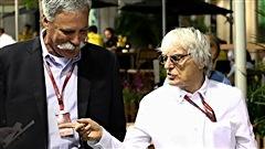 Bernie Ecclestone pourrait partir plus vite que prévu
