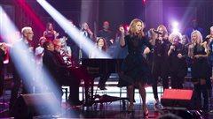 Six moments marquants <em>d'En direct de l'univers</em> avec Céline Dion