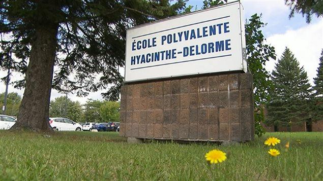 Un présumé complot pour meurtre a pu être évité à la polyvalente Hyacinthe-Delorme, à Saint-Hyacinthe.