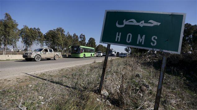 L'armée de Bachar al-Assad annonce la fin de la trêve — Syrie