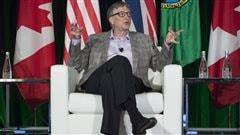 L'accueil de réfugiés bénéfique pour l'économie canadienne, selon Bill Gates