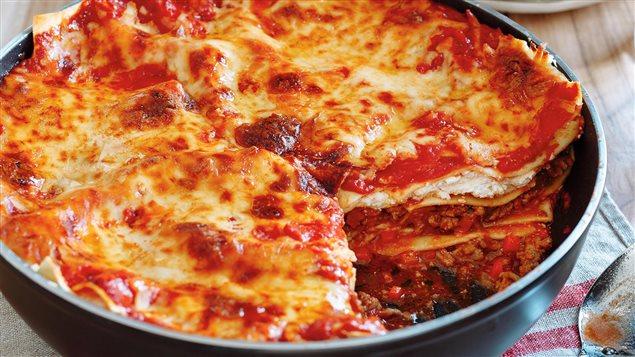 Lasagne « tout-en-un »