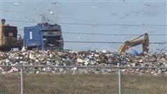 Les déchets de la Mauricie prendront le chemin de Champlain dès lundi