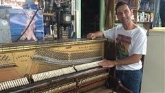 Un café avec... un réparateur de pianos