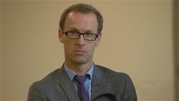 Sébastien Proulx, psychiatre