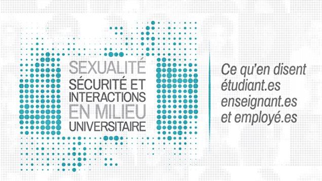 L'étude sur la sexualité, la sécurité et les interactions en milieu universitaire