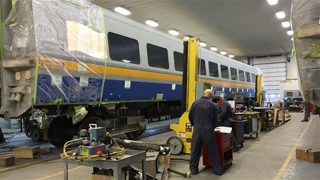 GD Rail