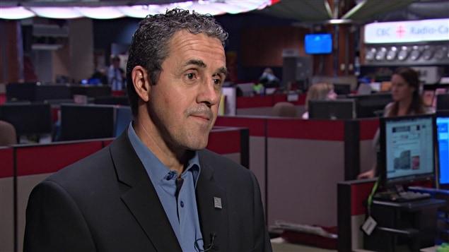 Patrick Charette est le directeur des communications institutionnelles à l'Université d'Ottawa.