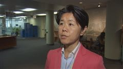 La conseillère municipale Kristyn Wong-Tam