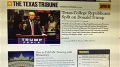 Le Texas Tribune, un journal vraiment pas comme les autres...