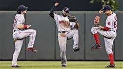 Les Sox larguent les Jays, qui se font chauffer