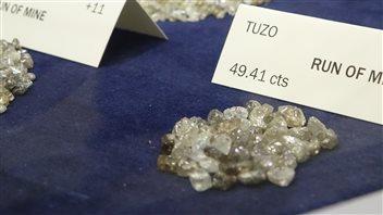 Une 4e mine de diamant pour le Canada