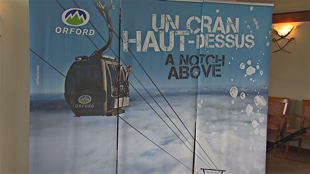 Affiche du Mont-Orford