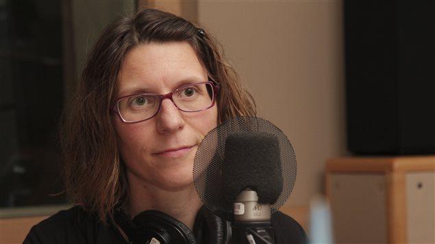 La géographe de la santé Marie-Soleil Cloutier