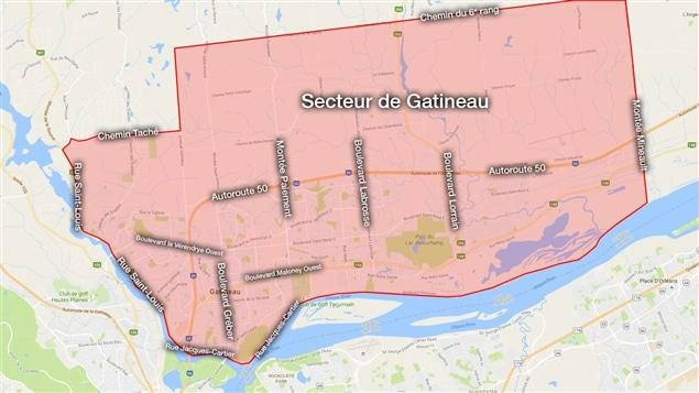 Des milliers de citoyens de Gatineau devront faire bouillir leur eau.