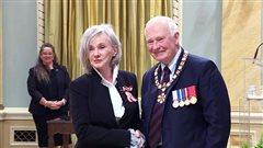 Diane Dufresne et Marie-Nicole Lemieux reçoivent l'Ordre du Canada