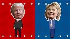 Présidentielles américaines : le défi complexe d'une couverture médiatique juste