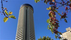 L'hôtel Empire Landmark au centre-ville de Vancouver