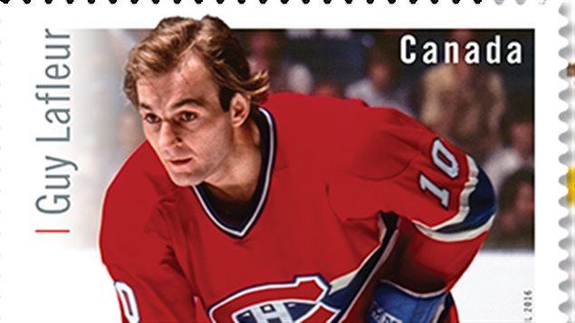 Sidney Crosby et Guy Lafleur sont au nombre des six légendes du hockey canadien immortalisés sur des timbres émis par Postes Canada.  La série de six timbres baptisée « Les héros du hockey » rend également hommage à Phil Esposito (Boston), Darryl Sittler (Toronto), Mark Messier (Edmonton) et Steve Yzerman (Detroit).