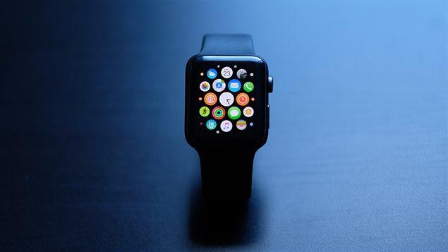 La montre connectée Apple Watch Series 2