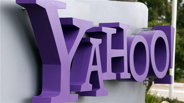 Le logo de Yahoo