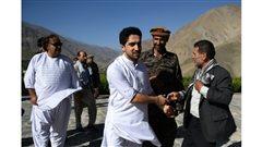 Ahmad Massoud, une ambition politique pour son pays
