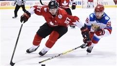 5-2 pour le Canada contre la Russie