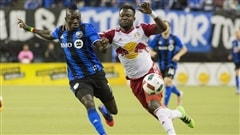 L'Impact s'enlise contre les Red Bulls