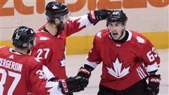 Marchand envoie le Canada en finale