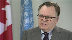 L'ambassadeur du Canada appelle à la mobilisation