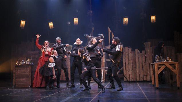 La pièce Gloucester est présentée au Théâtre La Bordée jusqu'au 15 octobre