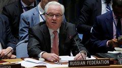 La Russie tente de se défendre au Conseil de sécurité