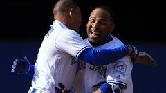 Encarnacion tranche le débat contre les Yankees