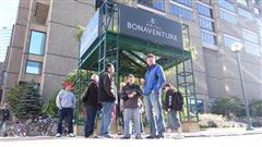 Lock-out à l'Hôtel Bonaventure de Montréal