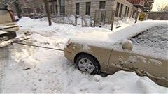 De la collusion dans l'industrie du remorquage à Montréal, révèle l'inspecteur général