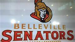Le club-école des Sénateurs d'Ottawa déménage à Belleville