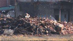 Incendie à l'ex-Fortissimo : la SQ demande l'aide du public