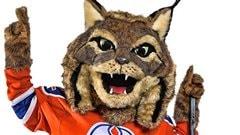 La nouvelle mascotte des Oilers ne fait pas l'unanimité