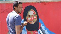 Panser les plaies de l'Afghanistan à coups de pinceau