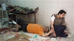Les bombes pleuvent sur les quartiers est d'Alep