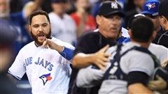 Les Yankees gagnent un duel explosif contre les Blue Jays
