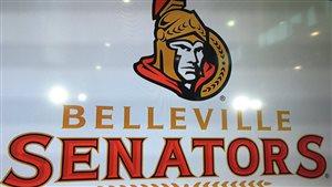 Le club-école des Sénateurs s'installe à Belleville.