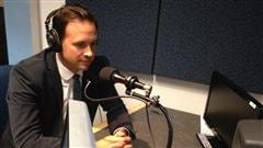 Course à la direction du Parti québécois : entrevue avec Alexandre Cloutier