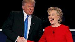Des allégations de Trump et Clinton scrutées à la loupe