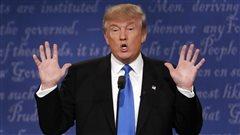 Cinq trucs post-débat pour Trump