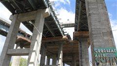 Comment le pont Honoré-Mercier a fait peau neuve grâce aux Mohawks