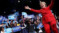 Hillary la guerrière