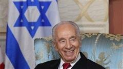 Shimon Peres, ex-premier ministre israélien et Nobel de la paix, est mort